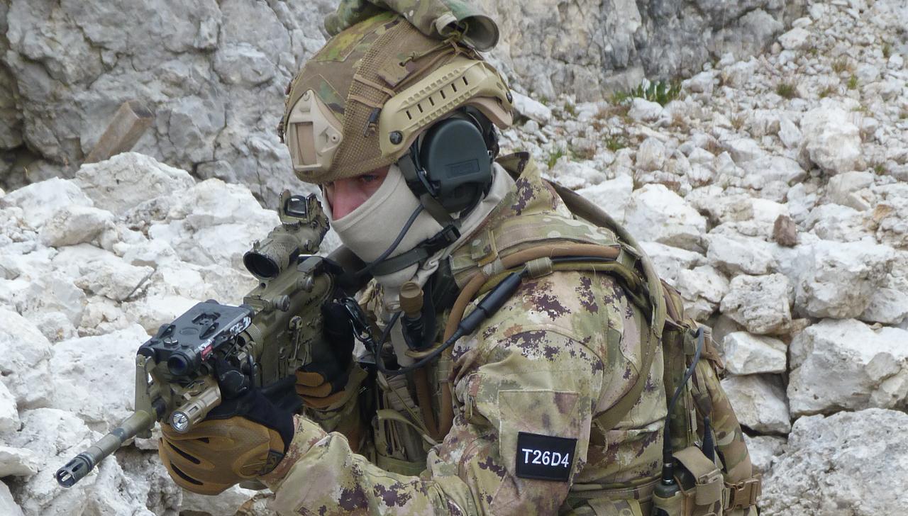 """4° Reggimento Alpini Paracadutisti """"Monte Cervino"""" – Selezione ... 115cc60ed505"""