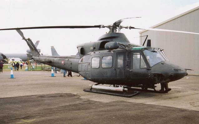 Elicottero 412 : R e o s º reggimento elicotteri operazioni speciali