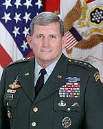 Il Generale Peter Schoomaker