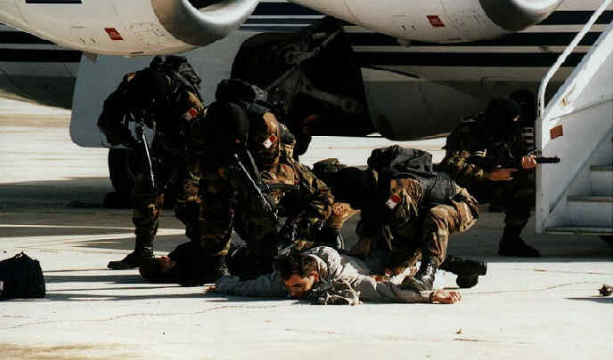 Operation Warda was a national anti-hijack exercise held bi-annually at Luqa Airport.