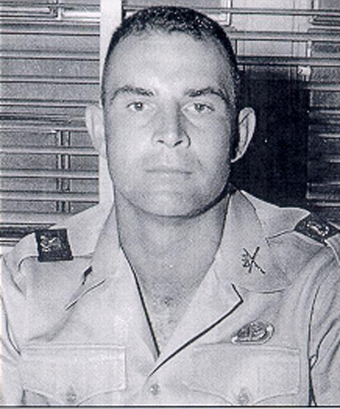 Charles Beckwith (1929-1994) primo comandante della Delta Force.