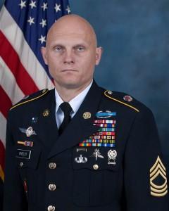 Master Sgt. Joshua L. Wheeler, 39 anni, caduto nel corso dell'operazione.