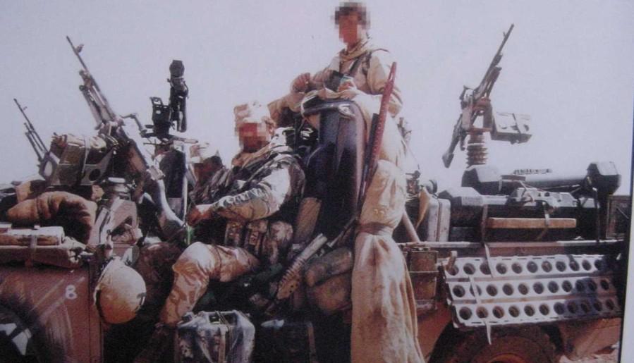 Le operazioni del reaprto erano caratterizzate da raid fulminei a bordo di veicoli 4x4 pesantemente armati.