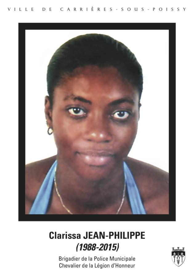 L'eroico sacrificio dell' agente Clarissa Jean-Philippe ha evitato il massacro dei bimbi di una scuola.