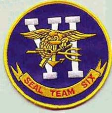 Patch del SE.A.L. Team Six.