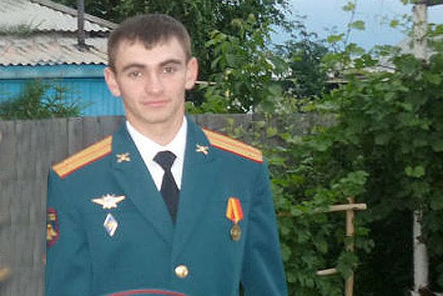 Prokhorenko era un operatore dell'unita' speciale Vympel.