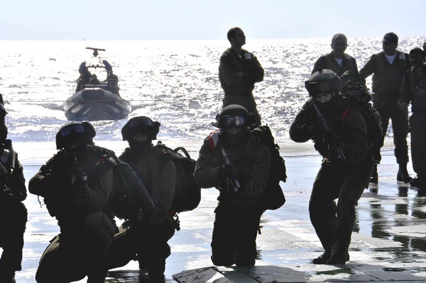 05.Lo Shayetet 13 rappresenta la componente per le operazioni speciali in ambito navale dell'IDF.