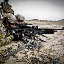 Arriva la prima donna al 75th Ranger Regiment