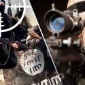 One shot, three kills: tiratore SAS elimina tre terroristi con un solo colpo